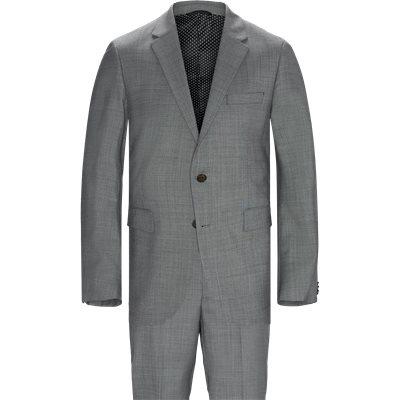 Regular | Suits | Grey